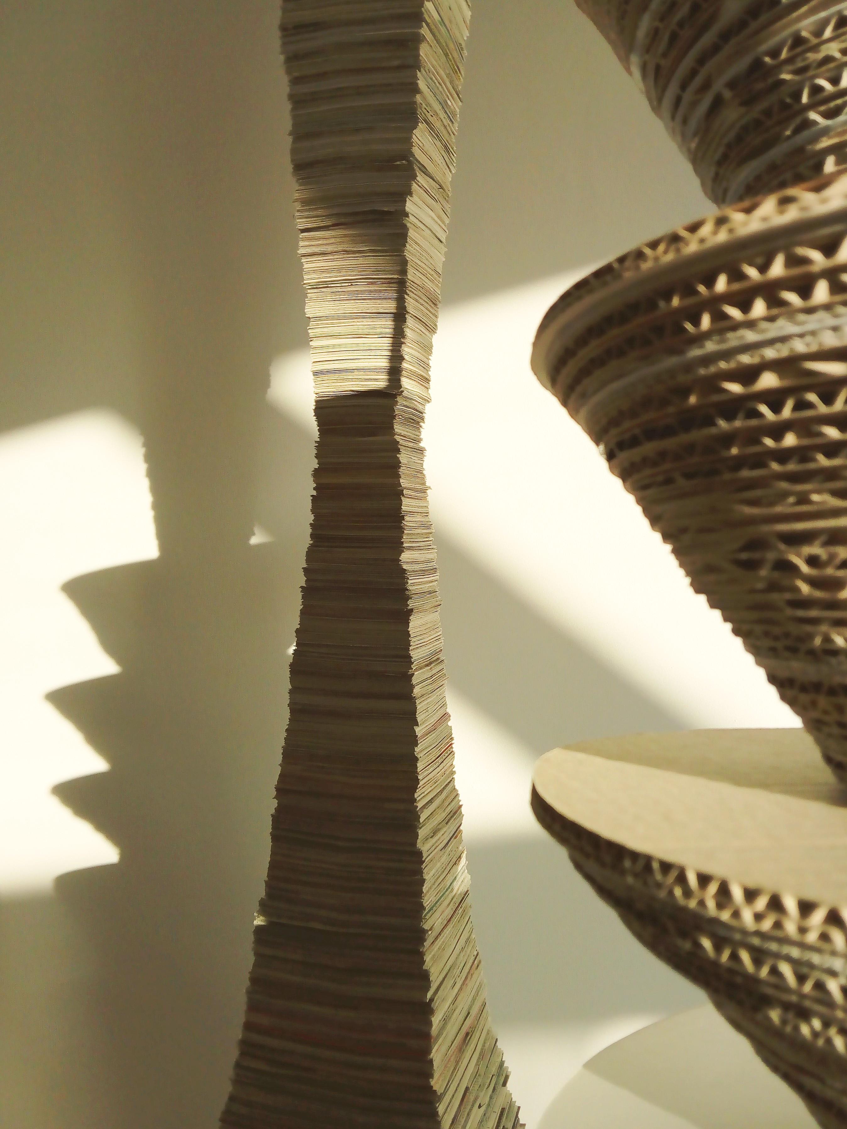 Detail Papertower
